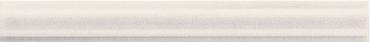 Бордюр Adex ADMO5265 Listelo Clasico C/C Blanco 1,7x15 глянцевый