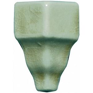 ADMO5351 Angulo Exterior Cornisa Clasica C/C Verde Claro