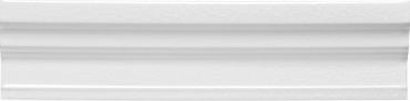 Бордюр Adex ADMO5392 Cornisa Clasica C/C Blanco 5x20 глянцевый