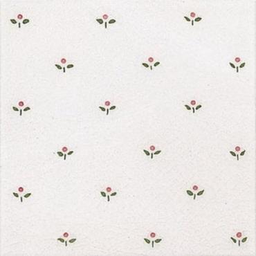 Декоративный элемент Adex ADMO6013 Decorado Mimosa PB Rosa C/C B 15x15 глянцевый