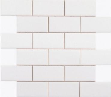 Декоративный элемент Adex ADNE1046 Liso PB Blanco Z Enmallado 30,5x30,9 глянцевый