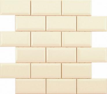 Декоративный элемент Adex ADNE2025 Biselado PB Biscuit Z Enmallado 30,5x30,9 глянцевый