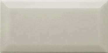 Плитка Adex ADNE2052 Biselado PB Silver Mist 10x20 глянцевая