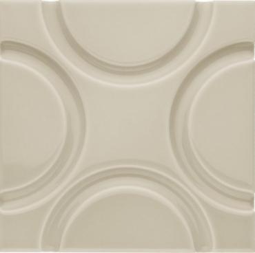 Декоративный элемент Adex ADNE4137 Relieve Geo Sierra Sand 15x15 глянцевый