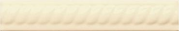 Бордюр Adex ADNE5156 Trenza PB Biscuit 2,5x15 глянцевый