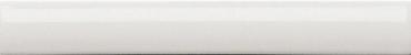 Бордюр Adex ADNE5179 Cubrecanto PB Blanco Z 2,5x20 глянцевый