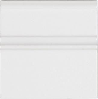 ADNE5319 Rodapie Clasico Blanco Z