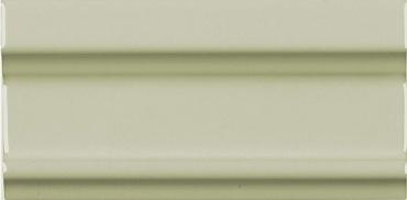 Бордюр Adex ADNE5326 Cornisa Clasica Celery 7,5x15 глянцевый
