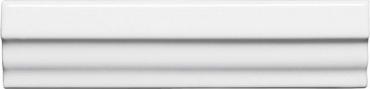 Бордюр Adex ADNE5329 Cornisa Clasica Blanco Z 3,5x15 глянцевый