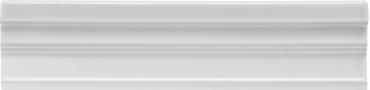 Бордюр Adex ADNE5464 Cornisa Clasica Blanco Z 5x20 глянцевый