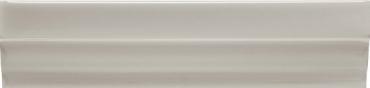 Бордюр Adex ADNE5504 Cornisa Clasica Silver Mist 3,5x15 глянцевый