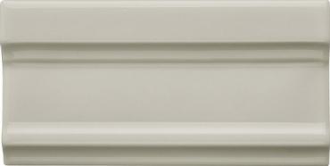 Бордюр Adex ADNE5512 Cornisa Clasica Silver Mist 7,5x15 глянцевый