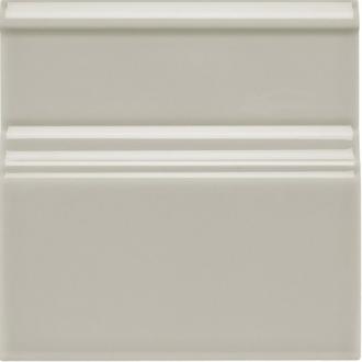 ADNE5521 Rodapie Clasico Silver Mist
