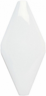 ADNE8006 Rombo Acolchado Blanco Z
