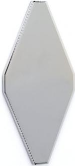 ADNE8056 Rombo Liso Plata