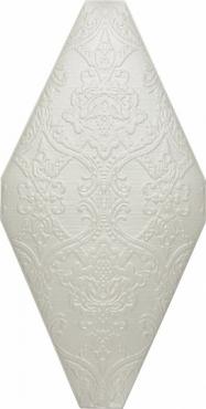 Плитка Adex ADNE8104 Rombo Acolchado Textil Nacar 10x20 глянцевая