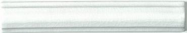 Бордюр Adex ADNT5010 Barra Relieve Snow 2,5x15 матовый