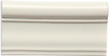 Бордюр Adex ADNT5021 Cornisa Linen 7,5x15 матовый