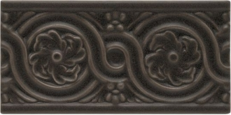 ADNT5059 Relieve Flores Charcoal