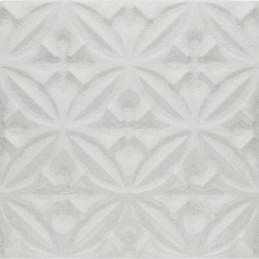 Декоративный элемент Adex ADOC4002 Relieve Caspian White Caps 15x15 глянцевый