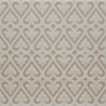 Декоративный элемент Adex ADOC4007 Relieve Persian Sand Dollar 15x15 глянцевый