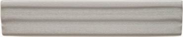 Бордюр Adex ADOC5058 Cornisa Surf Gray 3x15 глянцевый