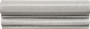 Бордюр Adex ADOC5062 Moldura Surf Gray 5x15 глянцевый