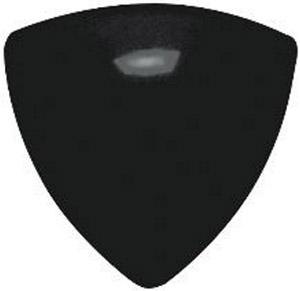 Спецэлемент Adex ADPC5292 Angulo Cubrecanto PB Negro 2,5x2,5 глянцевый