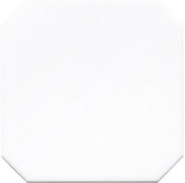 Плитка Adex ADST1028 Octogono Snow Cap 14,8x14,8 матовая
