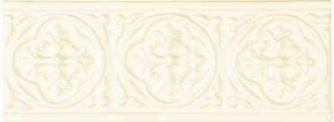 Бордюр Adex ADST4002 Relieve Palm Beach Bamboo 7,5x19,8 глянцевый