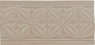 Бордюр Adex ADST4048 Relieve Gables Sands 10x19,8 глянцевый