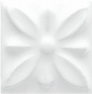 ADST4053 Relieve Flor № 1 Snow Cap