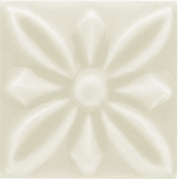 Вставка Adex ADST4054 Relieve Flor № 1 Bamboo 3x3 глянцевая