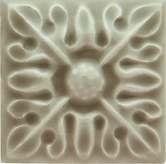 ADST4066 Relieve Flor № 2 Graystone