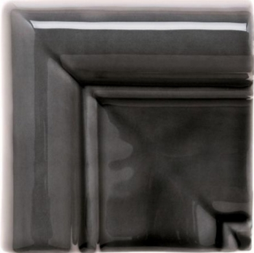 Вставка Adex ADST5169 Angulo Marco Cornisa Volcanico 7,5x7,5 глянцевая