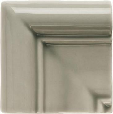 Вставка Adex ADST5170 Angulo Marco Cornisa Graystone 7,5x7,5 глянцевая