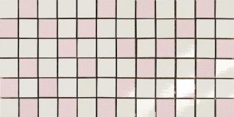 Alterego Random Bianco-Rosa