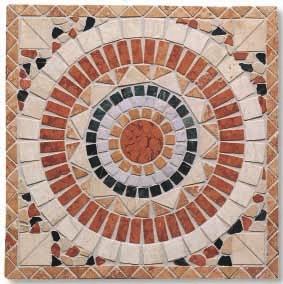 Antiqua Rosone Forum Marmo
