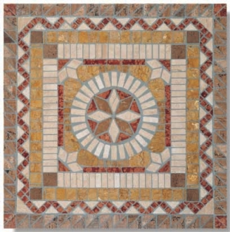 Antiqua Rosone Termae Marmo