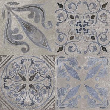 Керамогранит Porcelanosa Antique Silver 59,6x59,6 матовый
