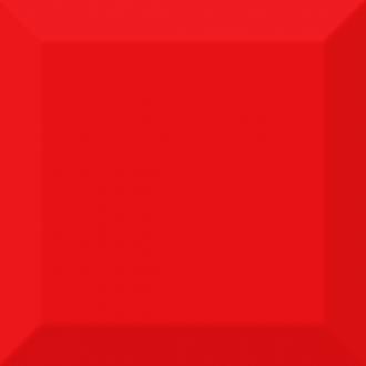 Aroma Fosker Rojo Biselado Brillo