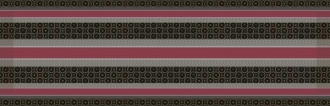 Aure Decor Lines Wellness Red