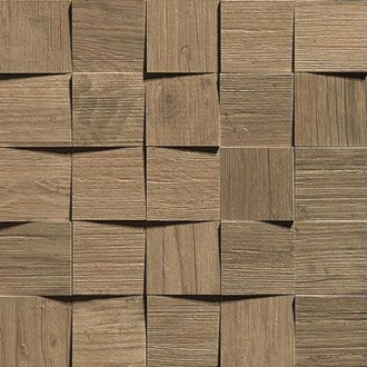 Axi Brown Chestnut Mosaico 3D