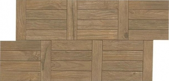 Axi Brown Chestnut Treccia