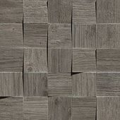 Axi Grey Timber Mosaico 3D