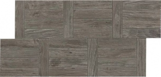 Axi Grey Timber Treccia
