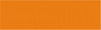 Баттерфляй оранжевый 2821