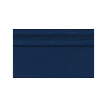 Бордюр Petracers Battiscopa Blu 2,6x12 матовый