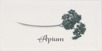 Biselado Decor Apium Blanco