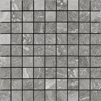 Bistrot Mosaico Crux Grey Soft R4ZR